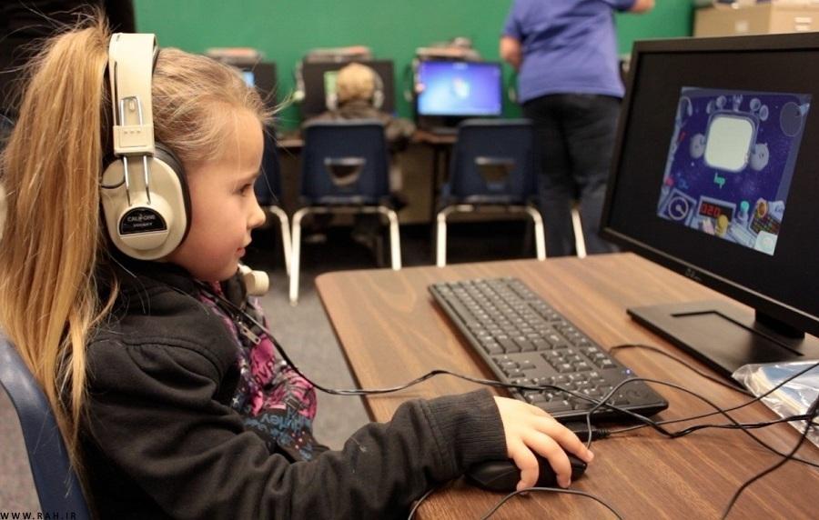 تآثیر نرم افزار آموزشی در یادگیری دانش آموزان
